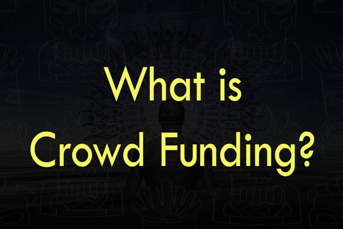 Post about what is crowd funding?