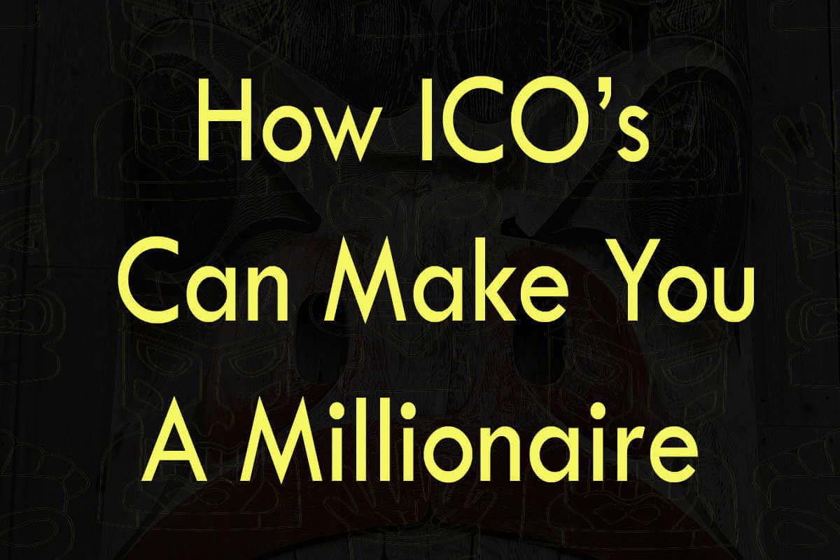 Post about tow ICO's can make you a millionaire
