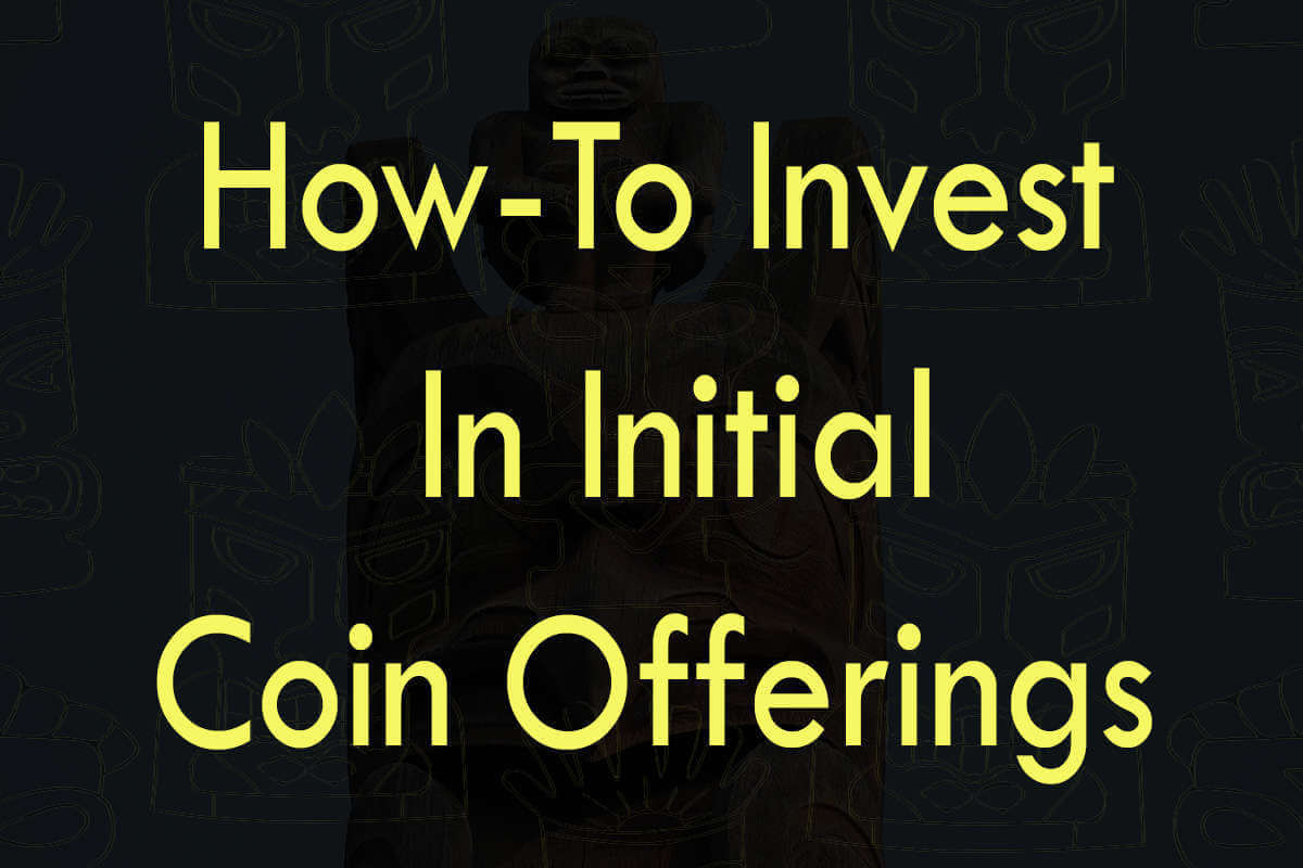 Post about how-to invest in ICOs