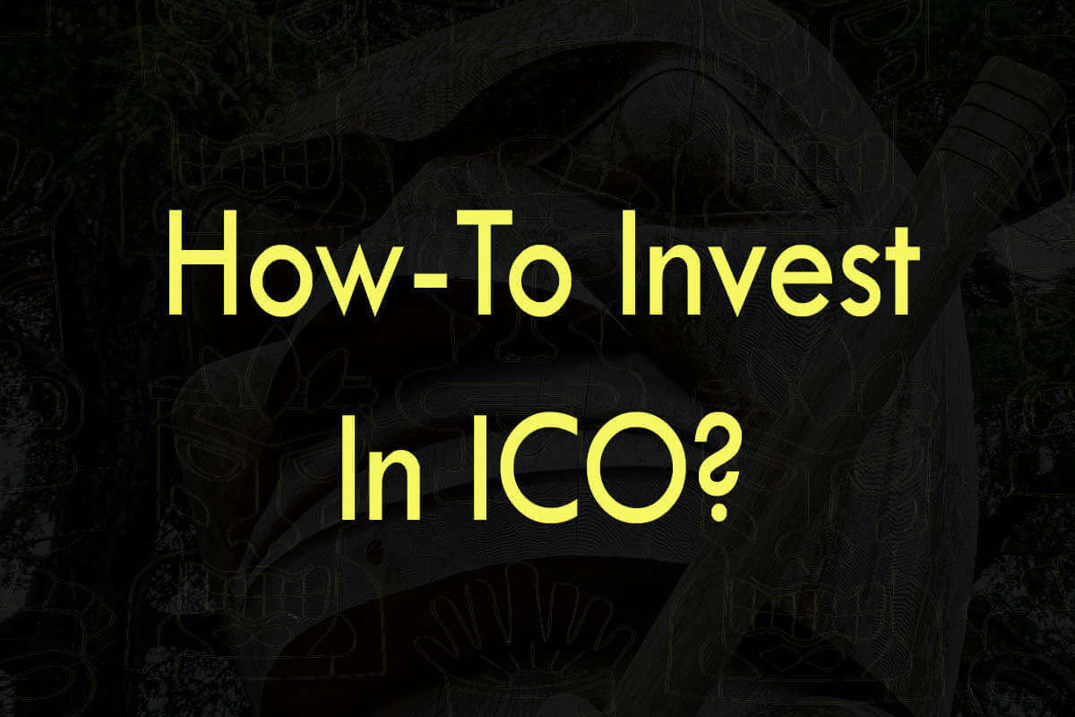 Post about how-to invest in ICO