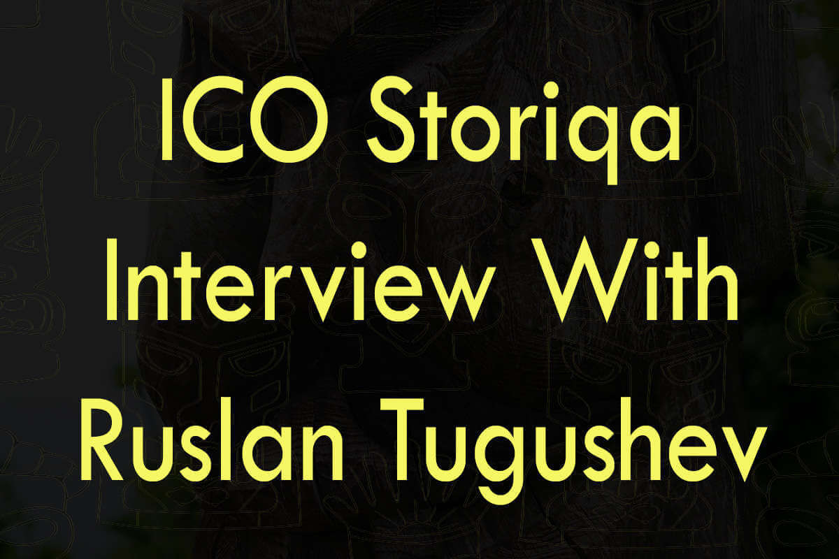 Interview about ICO Storiqa