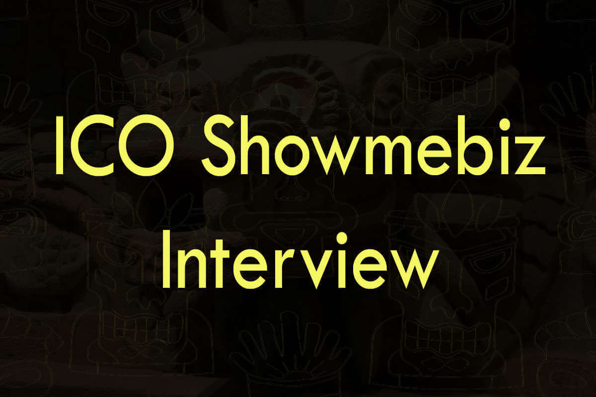 Interview about ICO Showmebiz