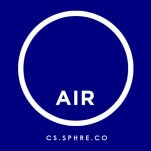 Air platform logo