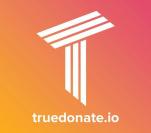 Truedonate logo