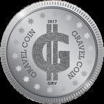 Gravel Coin logo