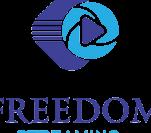 Freedom Streaming logo