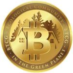 BTC Green logo