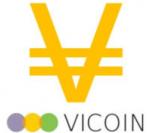 VICoin logo