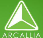 Arcallia logo