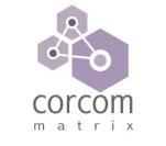 CorCom Matrix logo