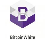 Bitcoin White logo