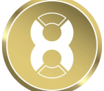 X8Currency logo