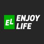 Enjoy life logo