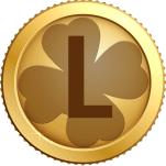 LuckyToken logo