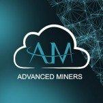 Advanced Miners logo