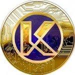 Kryptonium logo
