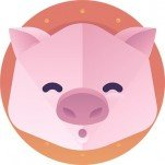 Pig World logo