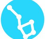 Blue Stellar logo