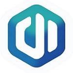 Decimated logo