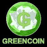 Greencoin ICO logo