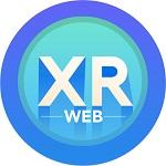 XR Web logo