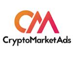 Crypto Market Ads logo