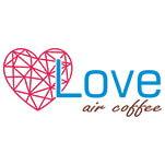 LOVE Air Coffee ICO ICO logo