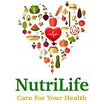 Nutrilifeio OÜ (NLC) ICO logo