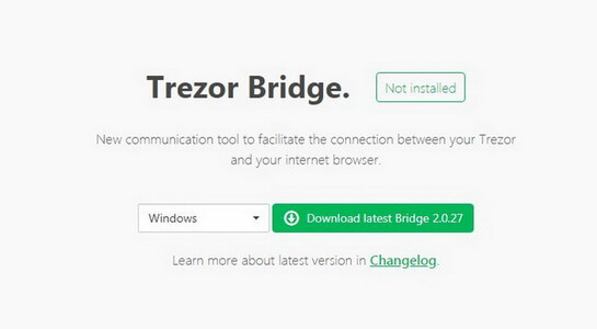 Трезор Бридж (Trezor Bridge)