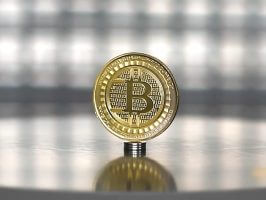 Bitcoin Anonymous Mint (BTC) commemorative coin