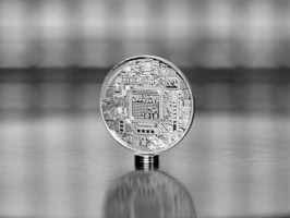 Bitcoin Silver (BTC) commemorative coin