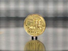 Bitcoin (BTC) commemorative coin