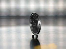 Silver Plated Dash (Dash) commemorative coin