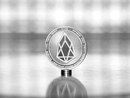 EOS (EOS) commemorative coin