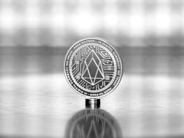 EOS (EOS) commemorative coin