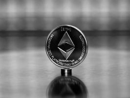 Ethereum Silver (ETH) commemorative coin