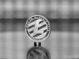Litecoin Silver (LTC) commemorative coin