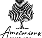 Amazonians Green Coin logo