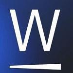 White Stripe Lottery (WSLT) logo