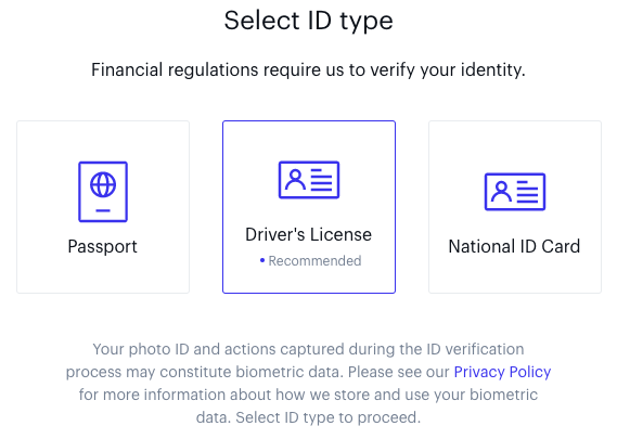 ID type