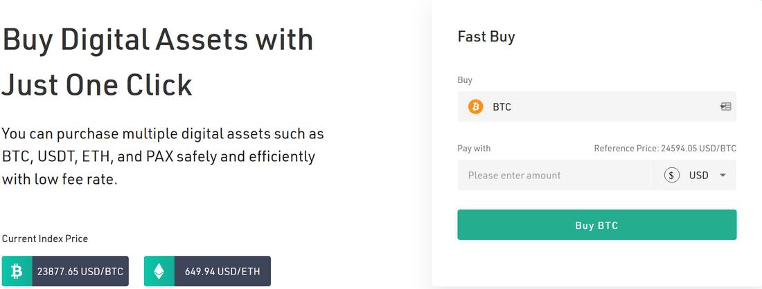 fast buy bitcoin
