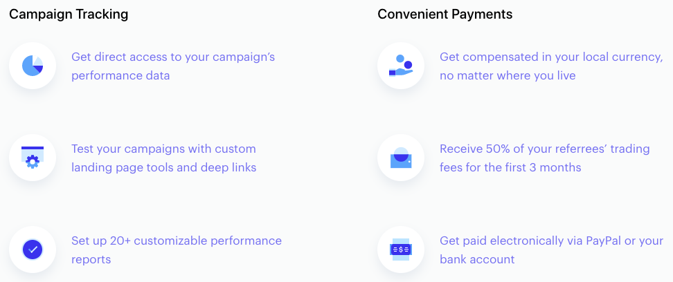 Tracking and payments