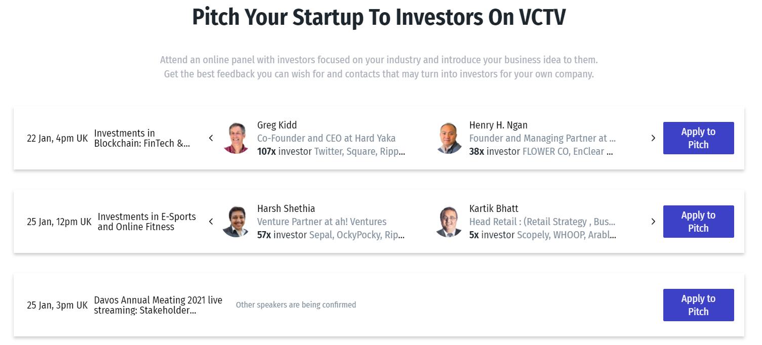 Investors on VCTV