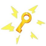 GoldKey (GKEY) logo