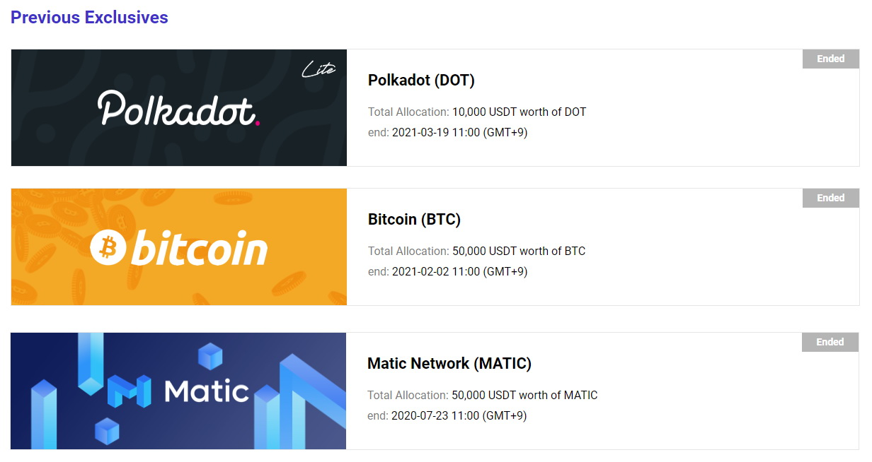 ProBit exclusive platform