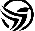 White Pigeon Network (WP) logo