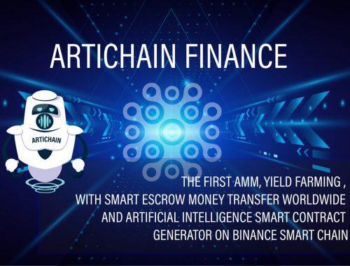 Artichain Finance PR