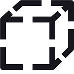 Radiologex (RDG) ICO logo