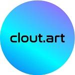 Clout.art logo