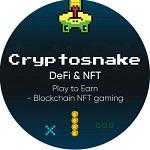 CryptoSnake logo